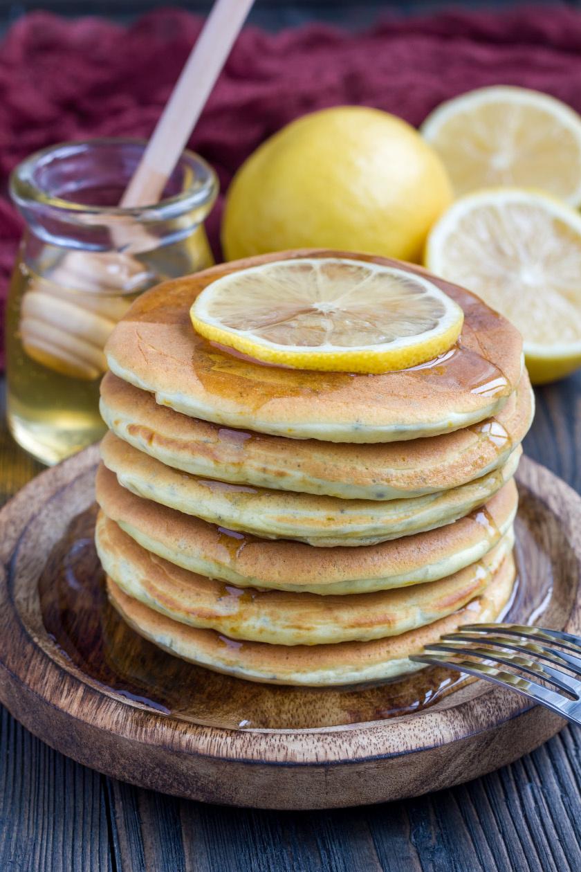 citromos chia magos amerikai palacsinta álló ok