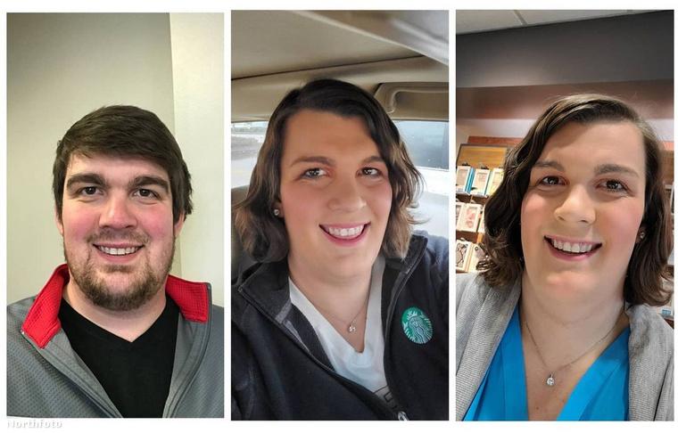 Íme három fotó Doese átalakulásának fázisairól
