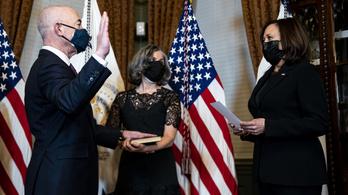 Jóváhagyták az új belbiztonsági miniszter kinevezését az Egyesült Államokban