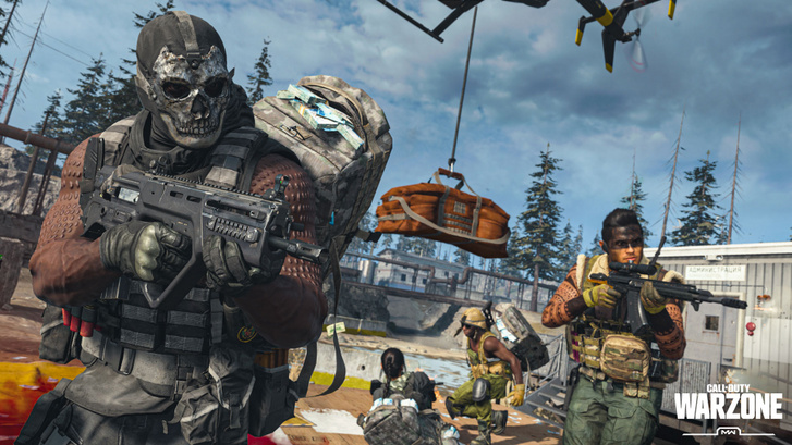 Call of Duty Warzone (Forrás: Activision)