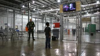531 napja tartja fogva az Egyesült Államok a kilencéves kislányt