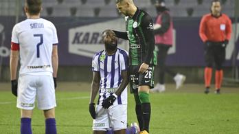 Fradi-góleső a derbin, kiesőzónába csúszott az Újpest