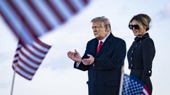 Őrültség lenne az impeachment-eljárásban firtatni az elnökválasztás eredményét Trump ügyvédje szerint