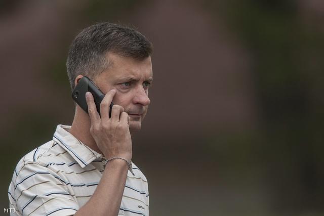 Kubatov Gábor a Fidesz pártigazgatója.