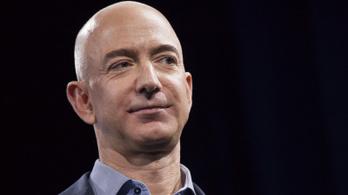 Jeff Bezos lelép az Amazon éléről