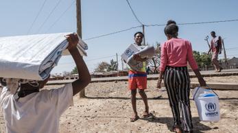 Az ENSZ-nek alkudoznia kell a segélyszállítmányok eljuttatásáért Etiópiában