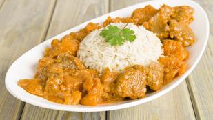 Ha szereted a különlegességeket: thai curry sertésszűzből, mogyoróval