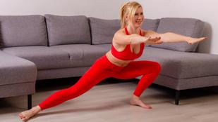 6 alapgyakorlat az erős, formás lábakért: edző mutatja be, hogyan csináld jól