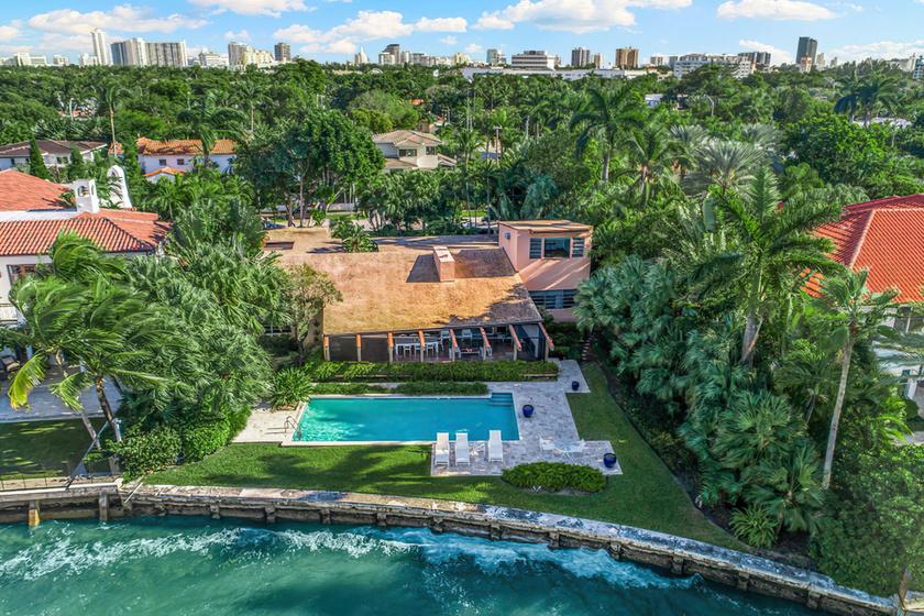 Cindy Crawford Miamiban található otthonába sokan beköltöznének.