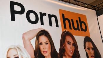 Biometrikusan azonosítják a Pornhub feltöltőit