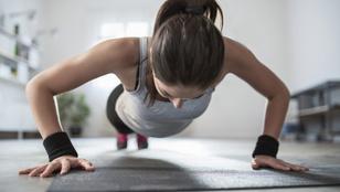 Edzés otthon, eszköz nélkül: 5 alapgyakorlat az erős, formás testért