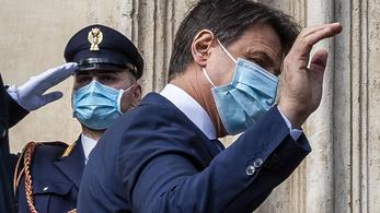 Giuseppe Conte elbúcsúzott, alakul az új olasz kormány