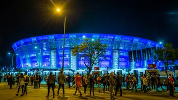 Akár Budapesten is lehet az RB Leipzig–Liverpool BL-mérkőzés