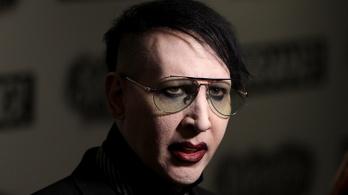 Tovább robog Marilyn Manson halálvasútja