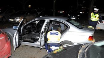 Autós üldözés volt Budapesten csütörtök délután