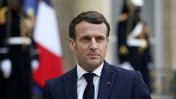 Macron: a kínai vakcina elősegítheti az új vírusvariánsok terjedését