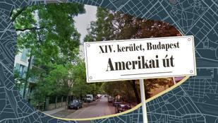 Mitől amerikai az Amerikai út?