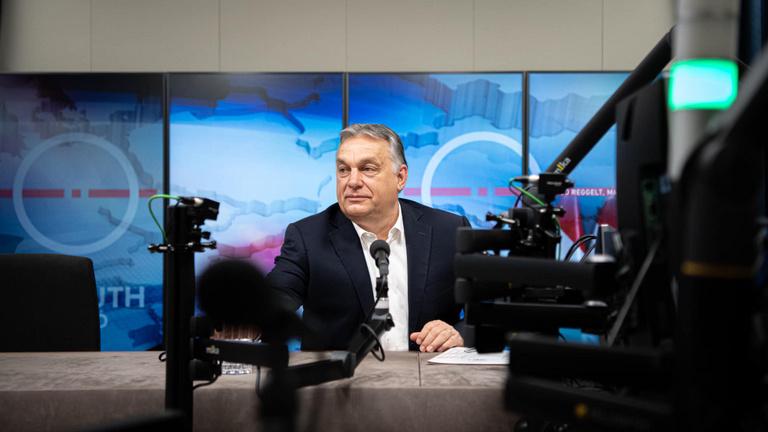 Orbán Viktor: Március elejére egymillió magyar lehet védett
