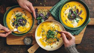 Ez az 5 gazdag leves volt a kedvencünk idén télen