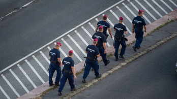Rendőr szakszervezet: a rendőrök harmada oltatná be magát