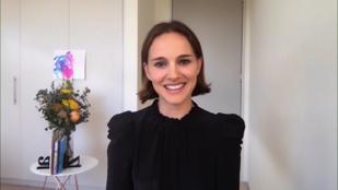 Natalie Portman ismét terhes