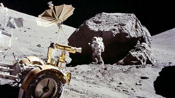 Biden támogatja a visszatérést a holdra