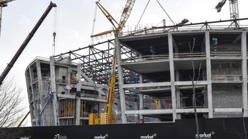 Nem áll le az építőipar fokozott munkavédelmi ellenőrzése