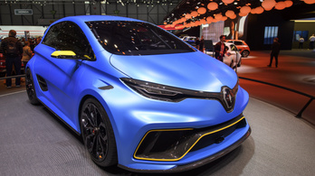 A Renault Zoe lenyomta a Teslát Európában