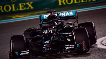 A Mercedes hallgat Hamilton szituációjáról