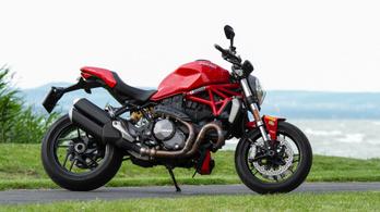 Teszt: Ducati Monster 1200 – 2020.