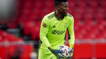 Felesége tablettáját vette be, egy évre eltiltották az Ajax kapusát