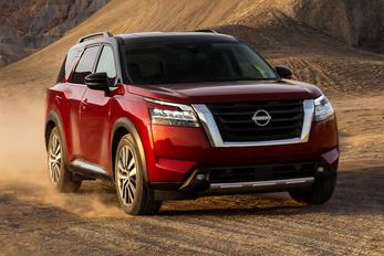 Két kulcs-Nissant mutattak be Amerikában