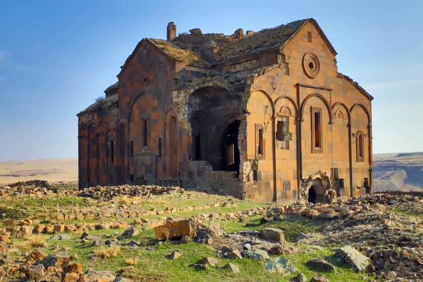 Ani egykori katedrálisa. (989)
