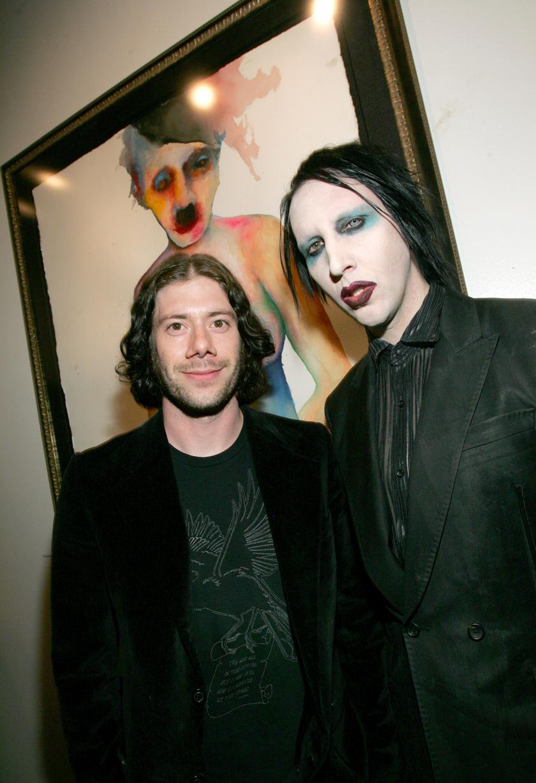 Wes Borland csak kilenc hónapig bírta a munkát Marilyn Manson mellett.