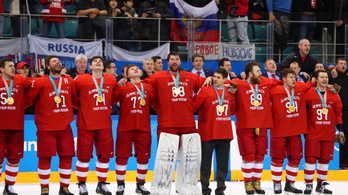 Katonadal szólhat az orosz himnusz helyett a hoki-vb-n