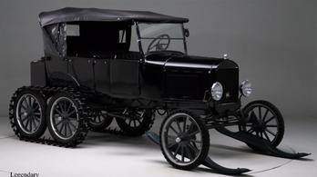 95 éves hójáró T-modell eladó