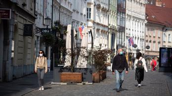Újabb enyhítés jön Szlovéniában