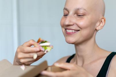 rákbeteg étel