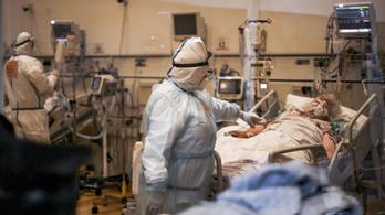 Egy új izraeli gyógyszer napok alatt meggyógyította a koronavírusos betegeket