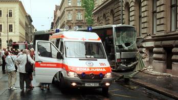 Így segíti a BKK a mentősöket