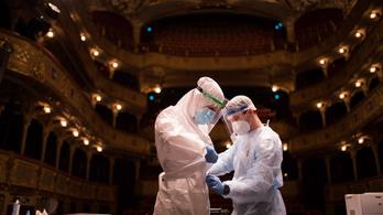 A brit mutáns vírus okozza az új fertőzések túlnyomó többségét Szlovákiában
