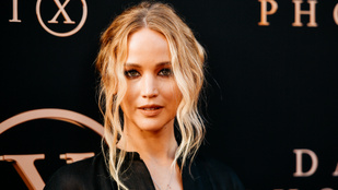 Jennifer Lawrence megsérült filmforgatás közben