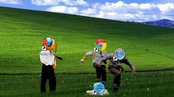 Selejtezi a régi Edge böngészőt a Microsoft