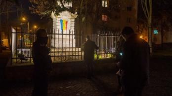 Megrongálták a székely vértanúk emlékművét Marosvásárhelyen