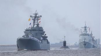 Rendszeresen hajóznak be japán felségvizekre a kínai parti őrség egységei
