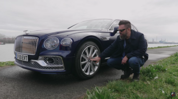 Teszt: Bentley Flying Spur - 2020.