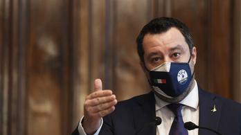 Kínos választás előtt áll Matteo Salvini