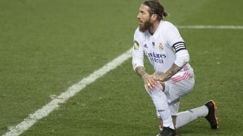 Meg kell műteni a Real Madrid csapatkapitányát