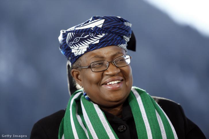 Ngozi Onkojo-Iweala