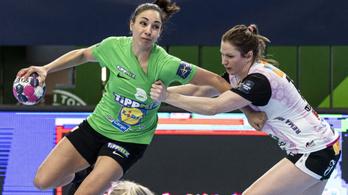 A Fradi legyőzte a norvég bajnokot a női kézi BL-ben